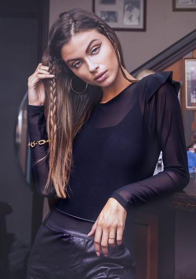 Blusa MIllie Black