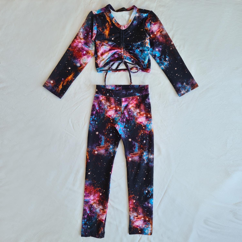 Conjunto Infantil Stars