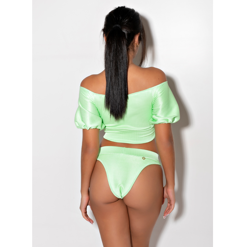 Cropped Allure Mint