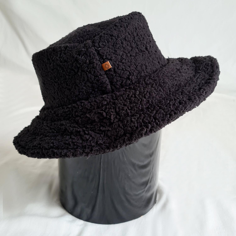 Hat Teddy Black