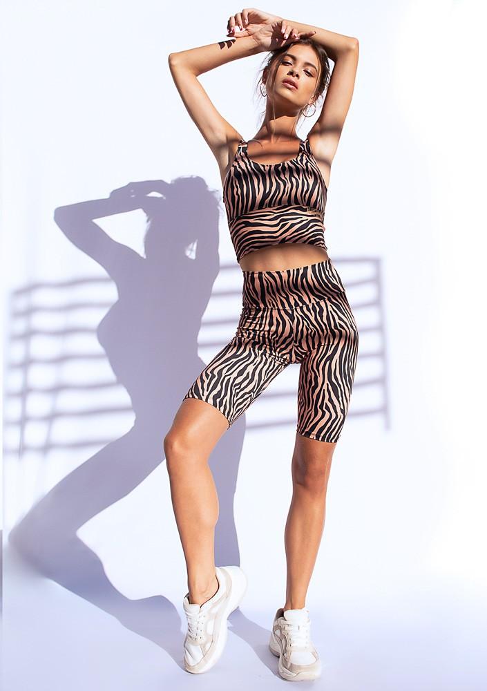 Legging Pezinho Zebra
