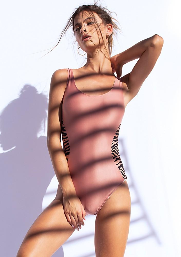 Maiô Zebra