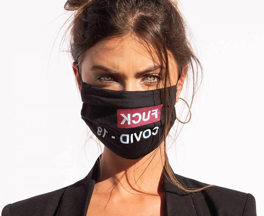 Máscara Combativa (Projeto Beneficiente)