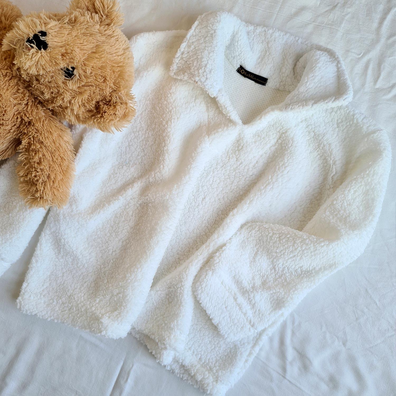 Teddy White Infantil
