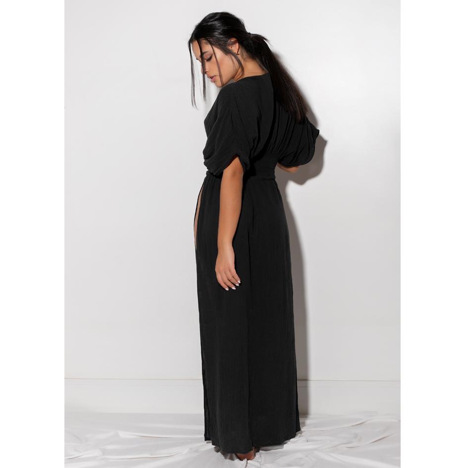 Vestido/Saída Kim Black