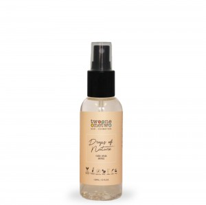 Fluído Capilar Antifrizz Drops Of Nature Natural Vegano Twoone Onetwo 120ML