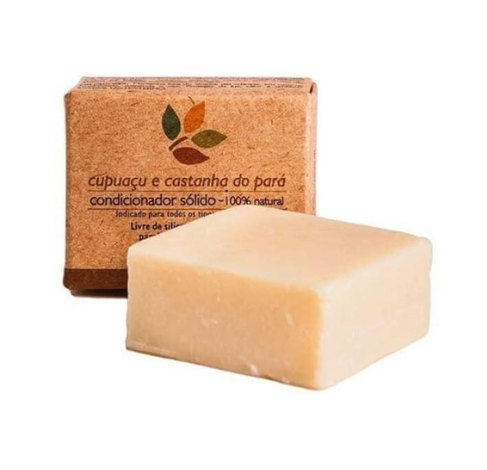 Kit Cabelos Normais a Mistos - Shampoo e Condicionador em Barra