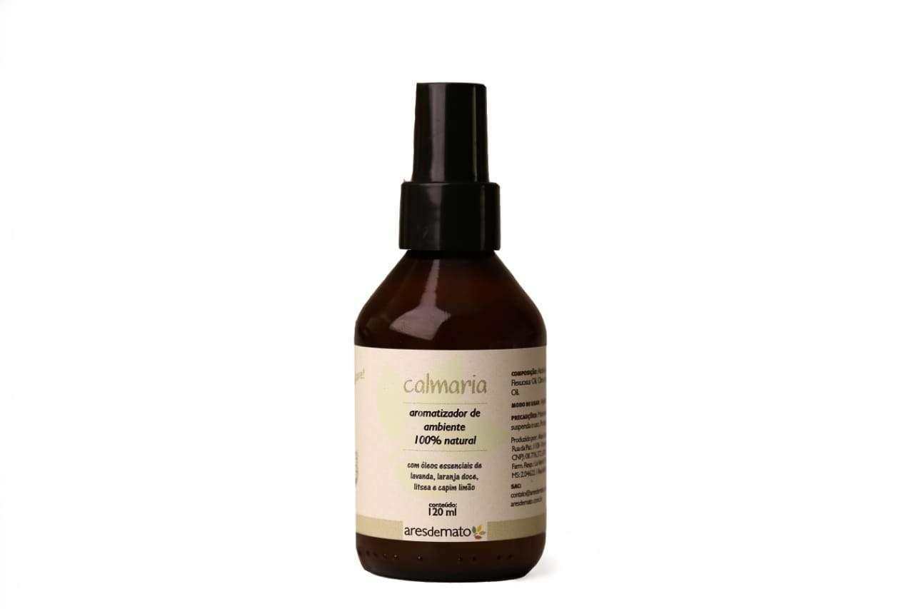 Spray Aromatizador Calmaria - com óleos essenciais
