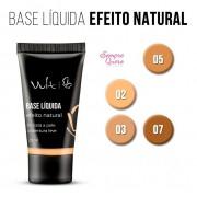 BASE LIQUIDA EFEITO NATURAL - VULT