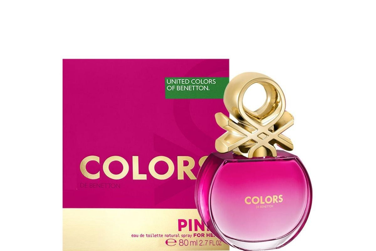 COLOR PINK - BENETTON