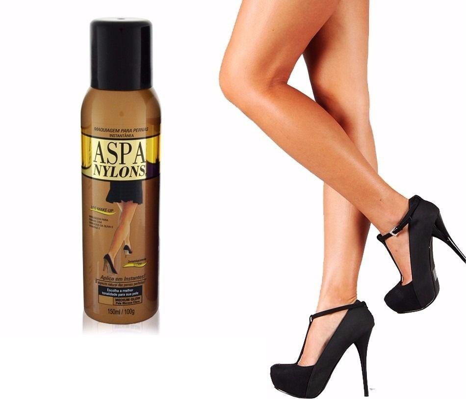 Maquiagem para Pernas Nylon - ASPA
