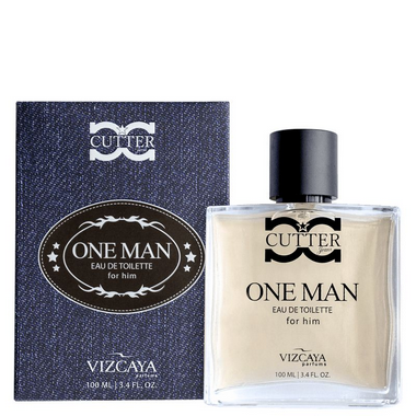 ONE MAN CUTTER - VISCAYA  100ML