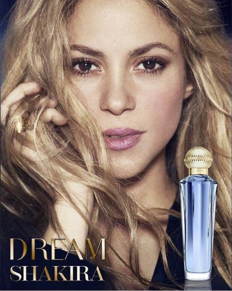 PERFUME DREAM SHAKIRA 30ML