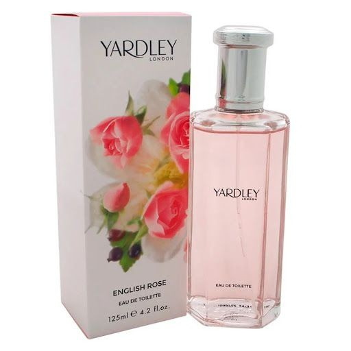 PERFUME EAU YARDLEY 125ML -YARDLEY LONDON