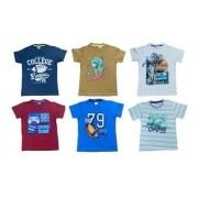 Kit 4 Camisetas Sortidas