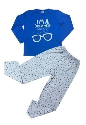 Kit 4 Pijamas Divertidos