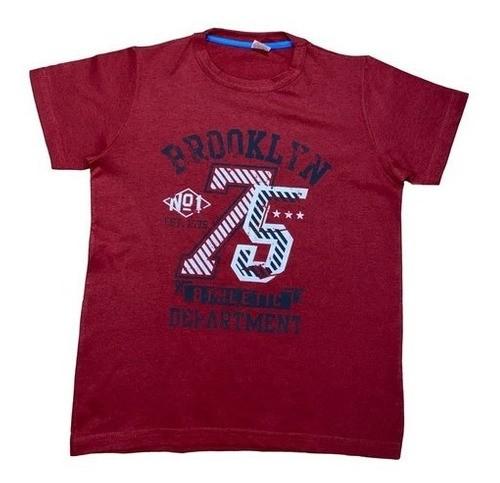 Kit 8 Camisetas Gola Careca