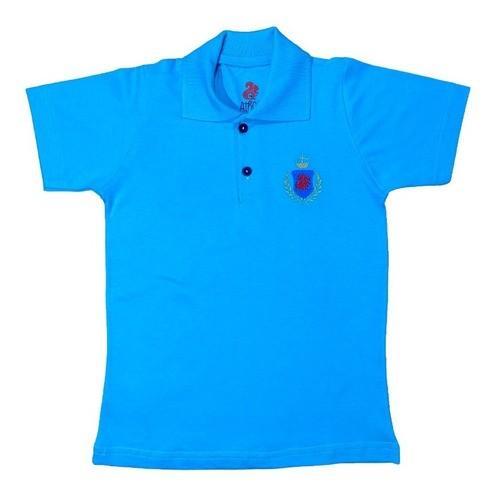 Kit Lote 5 Camisa Polo Infantil Menino  - Atacado