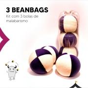3 Bolas Beanbags