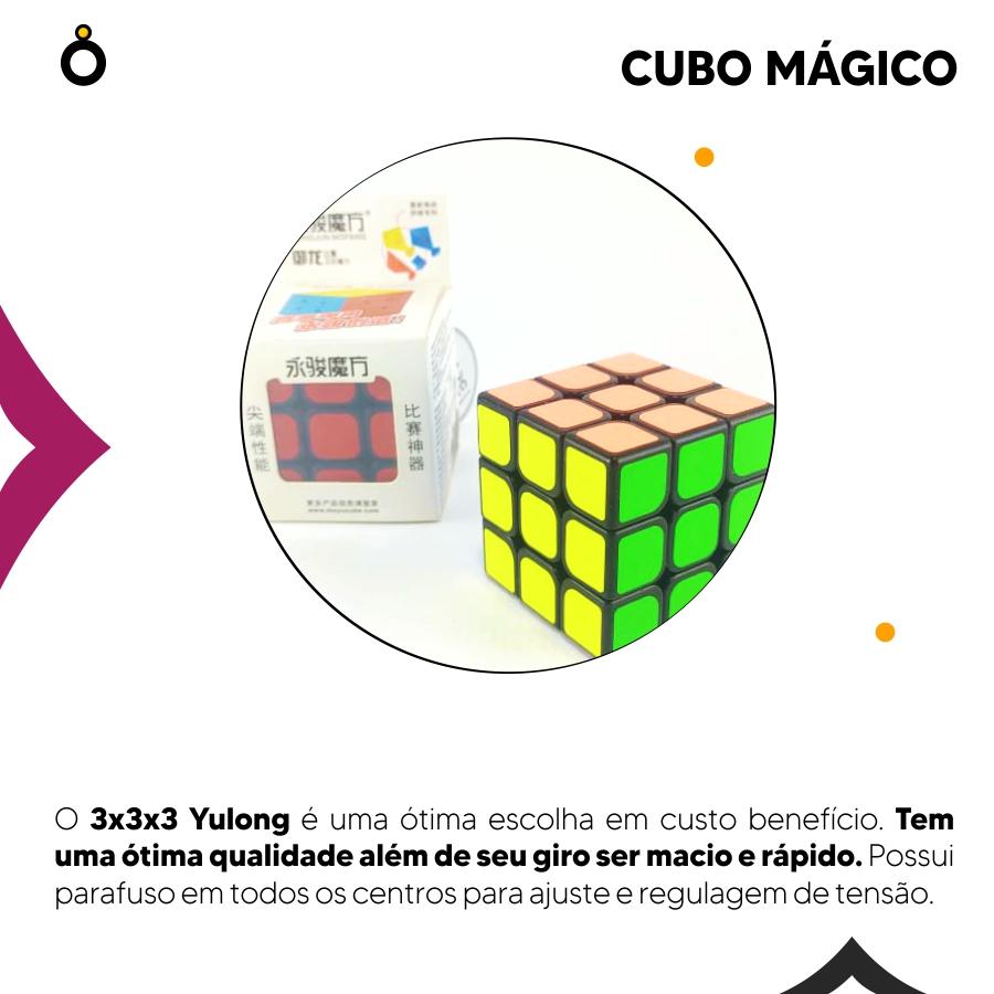 3x3x3 Yulong