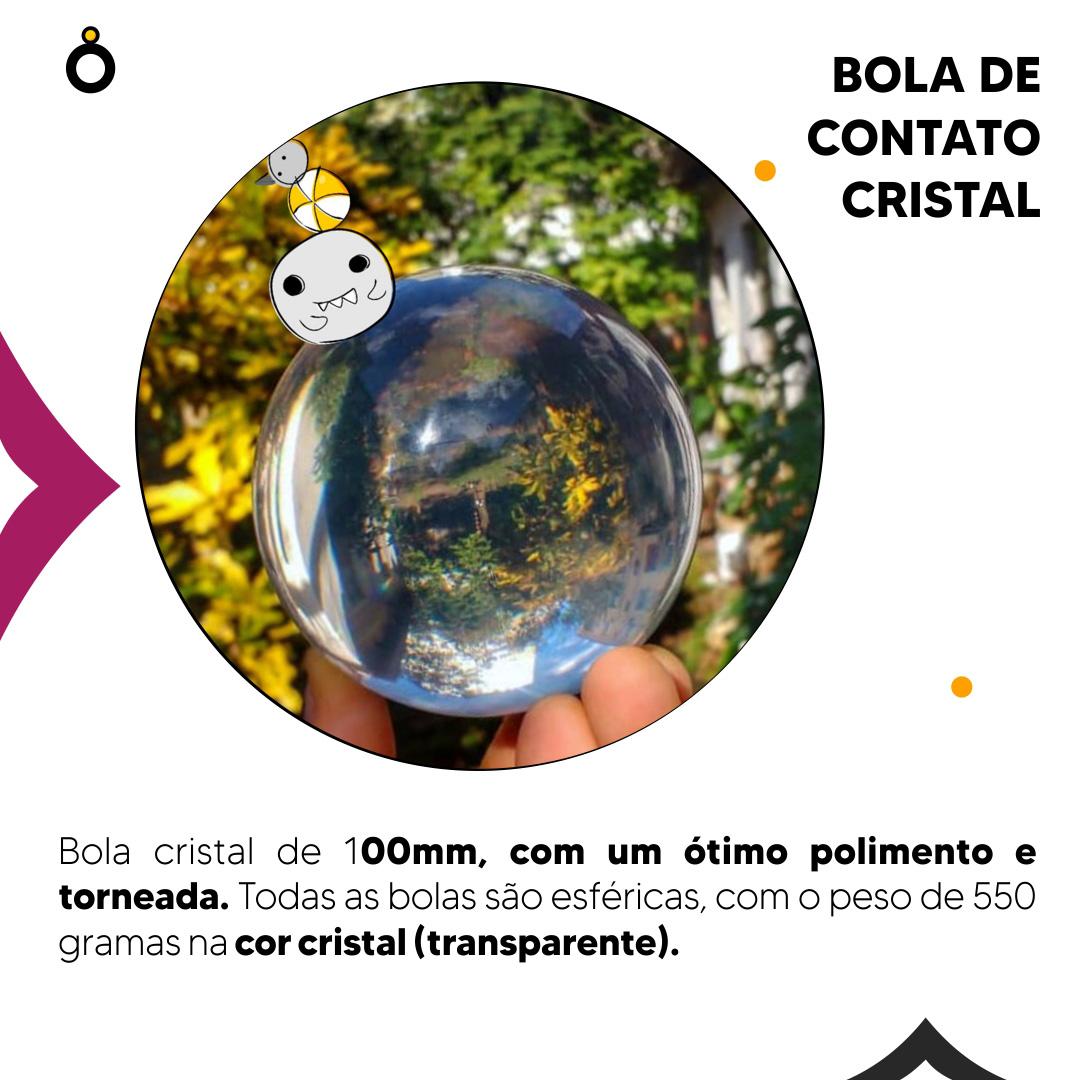 Bola Cristal 100 mm