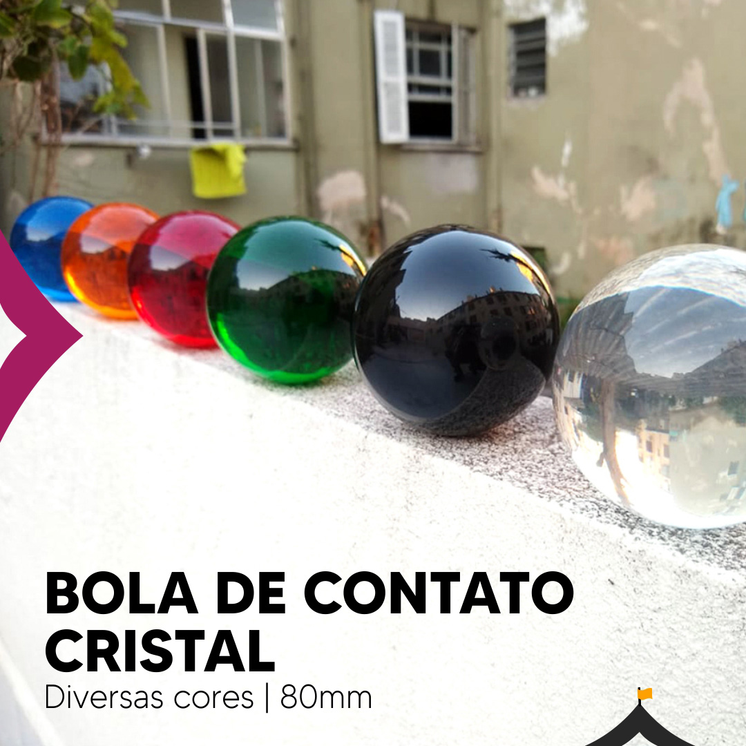 Bola Cristal 80 mm
