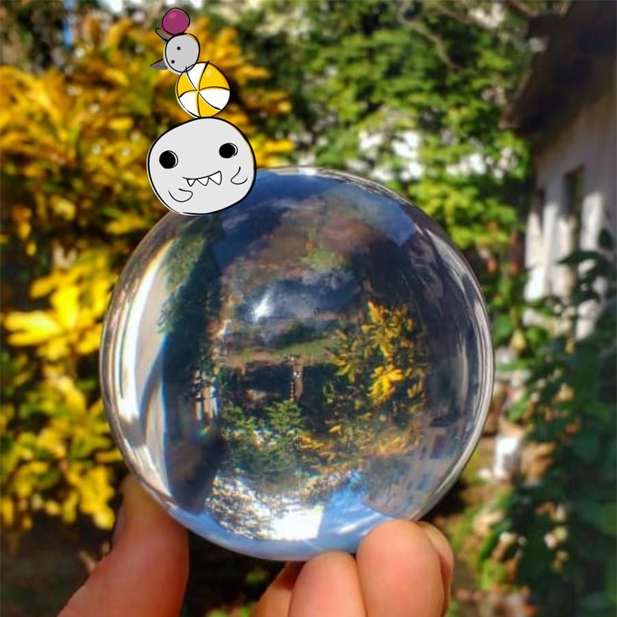 Bola Cristal 90 mm