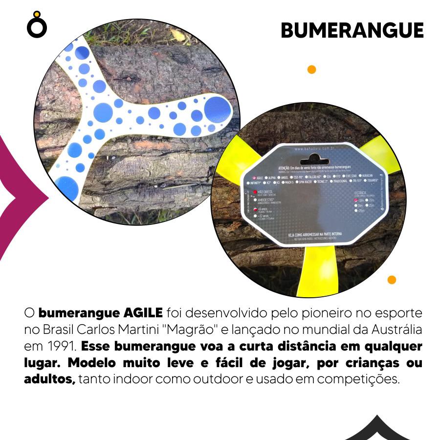 Bumerangue Agile