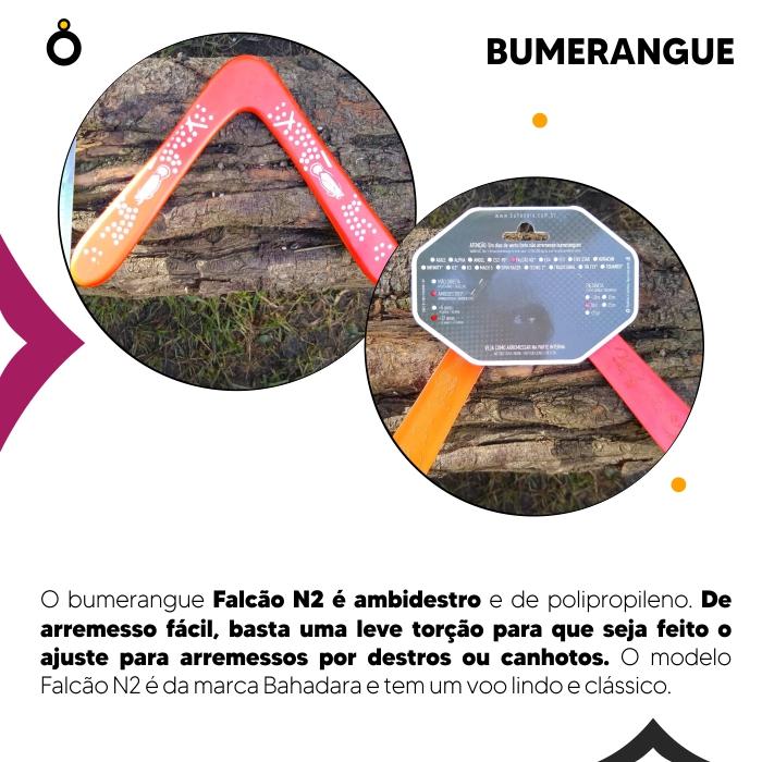 Bumerangue Falcão N2
