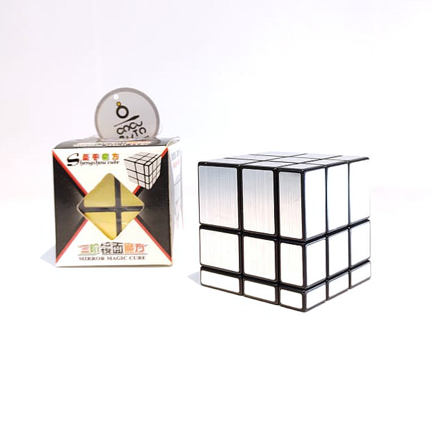 Cubo Mágico Speed ​​Mirror