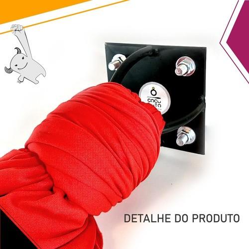 - Kit Circo 9 |suporte P/ Equipamentos Aéreos + Tecido + Bolsa