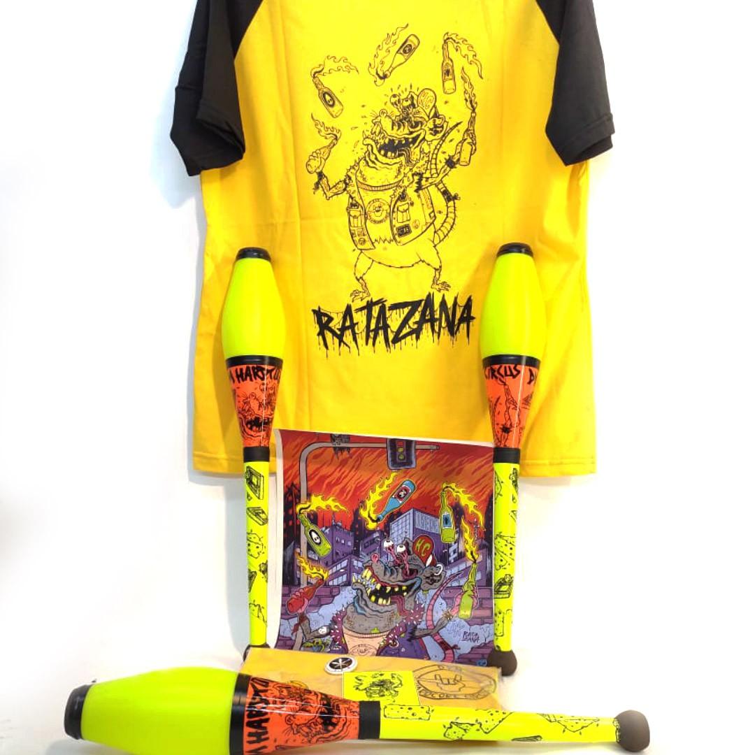 Kit Hardcore Dym