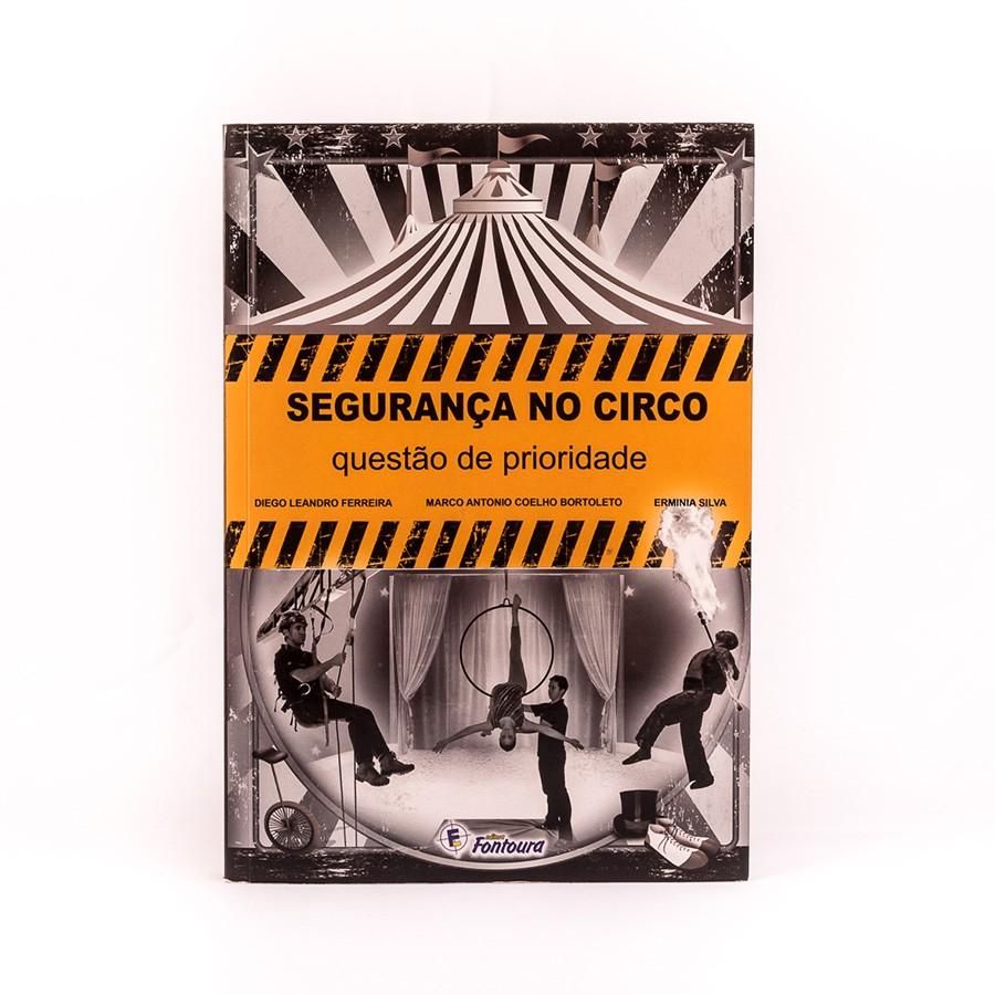 Livro Segurança No Circo