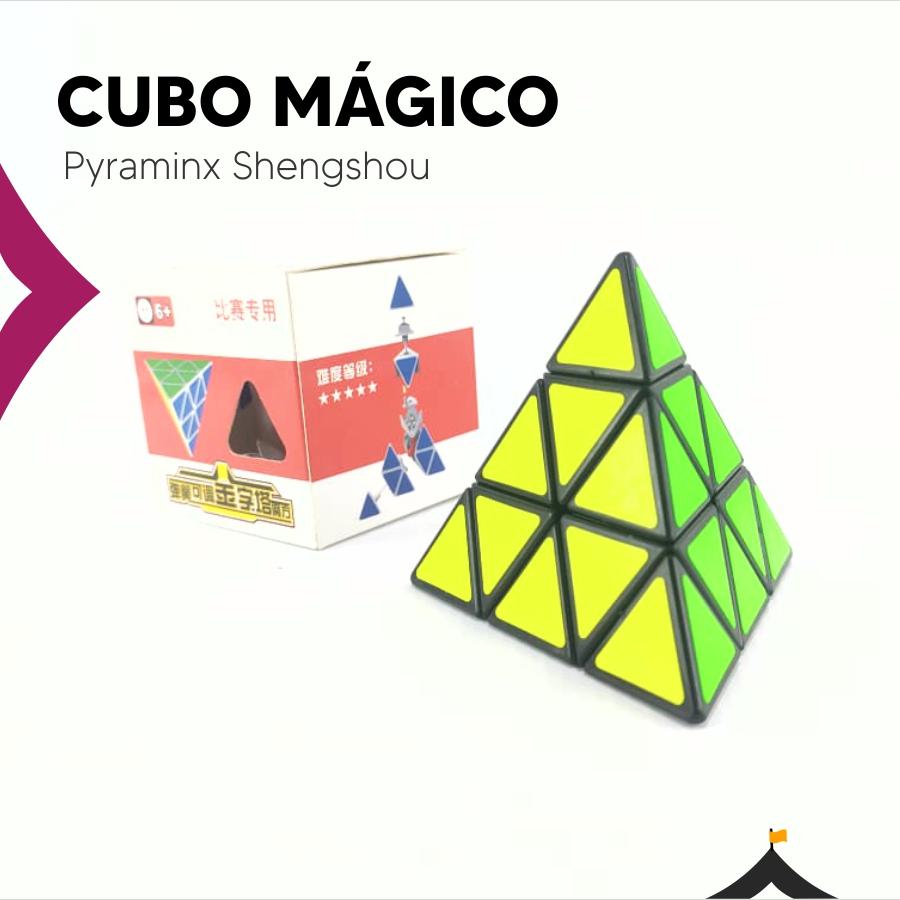 Pyraminx Shengshou