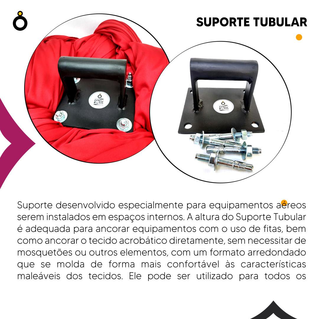 Suporte Tubular - Instalação de Equipamentos Aéreos de Circo