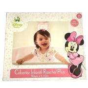 Cobertor Infantil Raschel Plus Disney