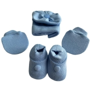 Kit em Tricot Tricart Baby
