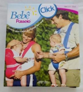 Canguru Bebê Passeio Click