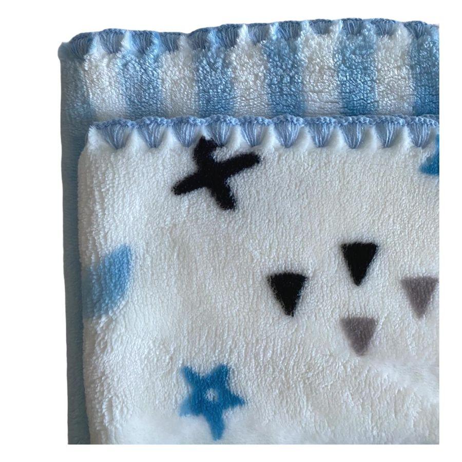 Cobertor Colibri Linha Le Petit Hipoalergênico 80cm x 1.10m