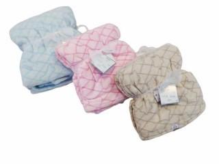 Cobertor de Bebê 80 cm x 110 cm