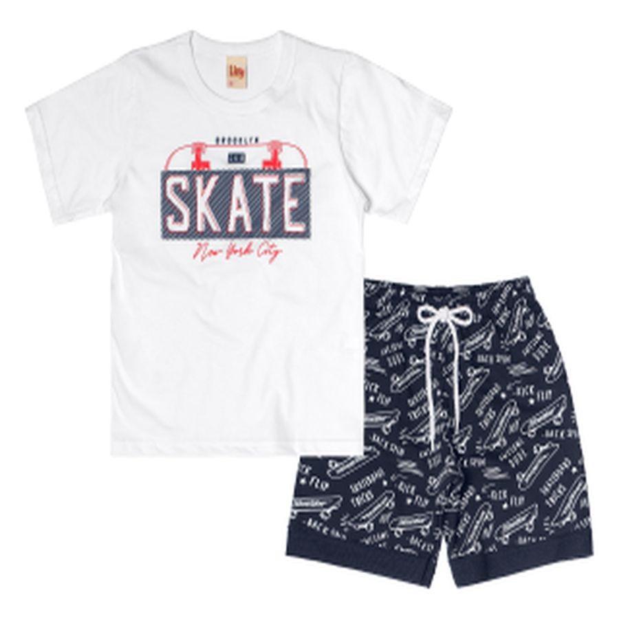 Conjunto Skate Menino