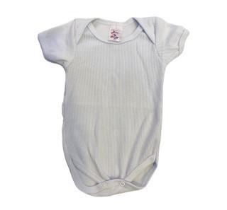 Kit Body Bebê 6 Peças Manga Curta