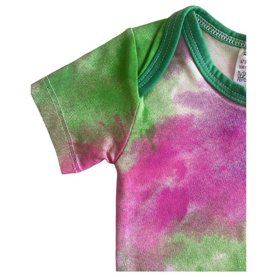 Kit Body Tie Dye 3 Peças