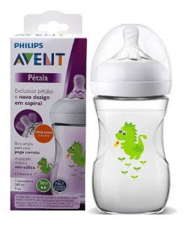 Mamadeira Philips Avent Pétala 260 ml