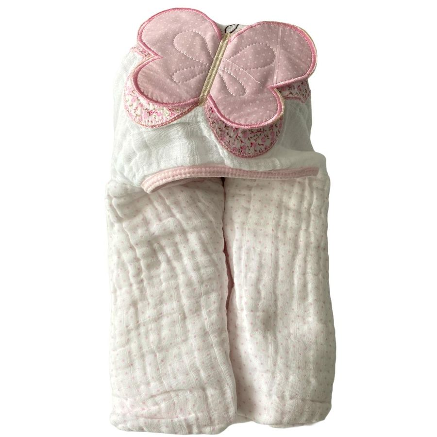 Toalha Soft Bebe c/ Capuz Papi 90 cm x 75 cm
