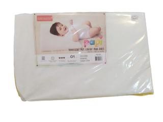 Travesseiro Confort de Berço Liso