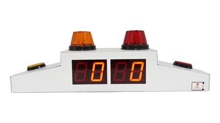 Passa ou Repassa eletrônico com display em led