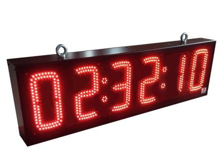 Relógio/Cronômetro DUPLA FACE
