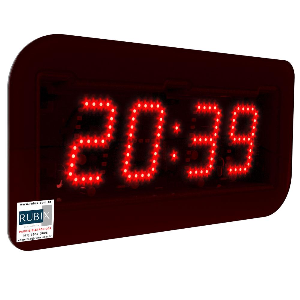 Relógio – Cronometro eletrônico de led