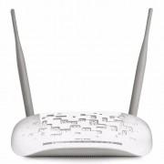 Modem Roteador Tp Link Td-w8961n 300mbps N Adsl2+ Wireless